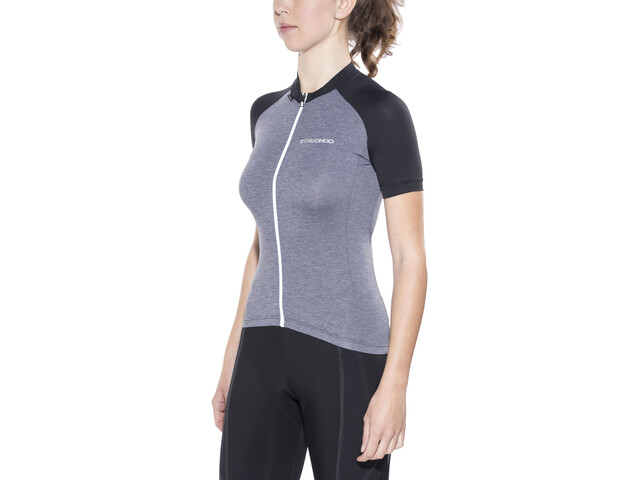 Etxeondo Maillot M/C Terra Maillot manches courtes Femme, grey
